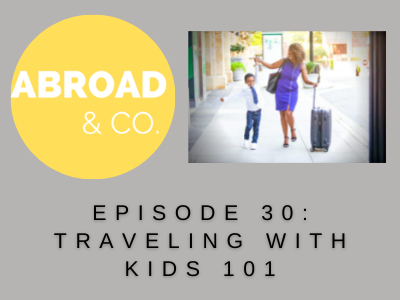 Abroad & Co. Podcast interview