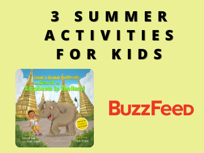 BuzzFeed article summer activities for kids