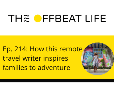 The Offbeat Life Podcast Feature