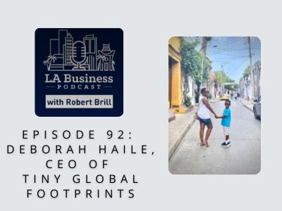 LA Business Podcast Press Page Feature